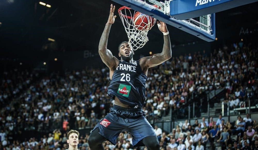 Tres jugadores de la Liga Endesa en la lista de Francia para la próxima ventana FIBA