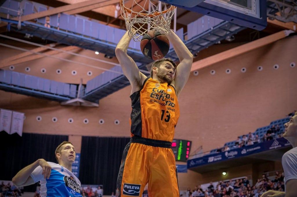 El Valencia Basket ganó al Partizan. El momento exacto en que Tobey cambió el partido