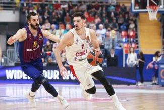El Barça no es rival para el CSKA; el Chacho cambió el partido