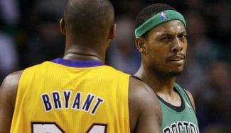 Paul Pierce: «Simplemente era más fuerte que Kobe Bryant»