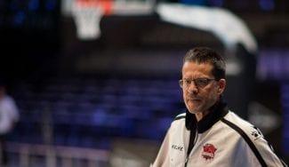 Martínez avisa sobre la posible relajación del Baskonia en la Euroliga