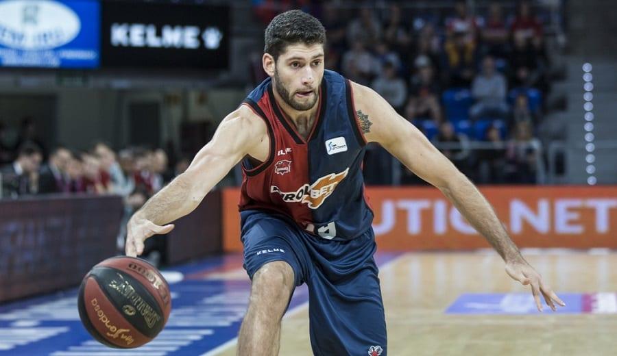 El emotivo mensaje del Pato Garino tras su grave lesión con el Baskonia
