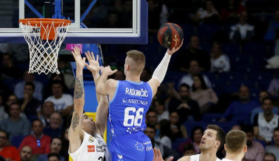 Dino Radoncic abandona Burgos y se marcha cedido al UCAM Murcia
