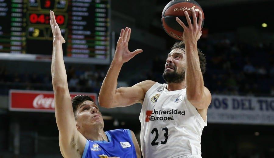 Sergio Llull tampoco podrá jugar contra el CSKA en Euroliga