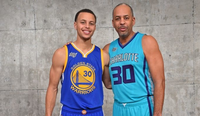 Las mejores parejas padre-hijo en la historia de la NBA