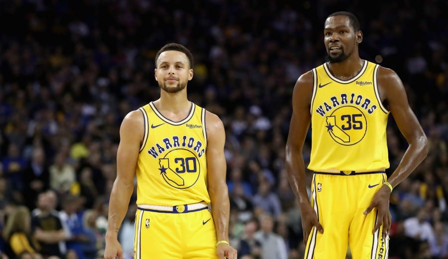 """Kevin Durant: """"Stephen Curry es mejor que Russell Westbrook"""""""