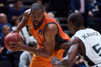 El Valencia Basket gana en Burgos con un partidazo de Will Thomas