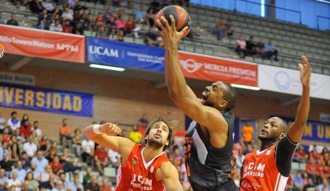 El momento de Will Thomas: clave en Europa y MVP contra UCAM Murcia