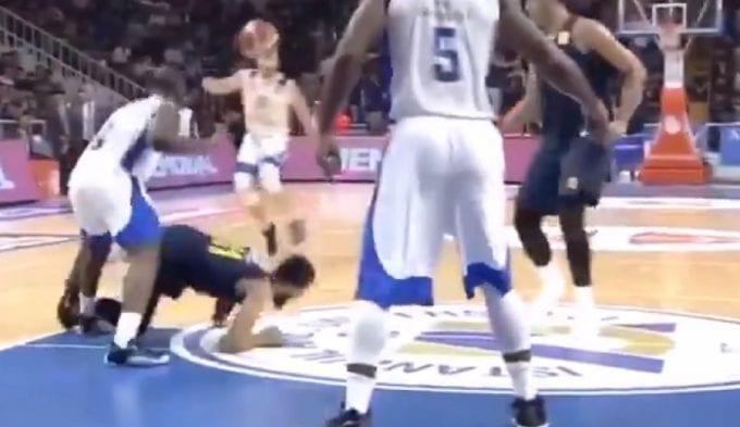 La escabrosa lesión de Tyler Ennis que ha sobrecogido al baloncesto