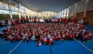La Fundación CB Granada crece en número de jugadores e instalaciones