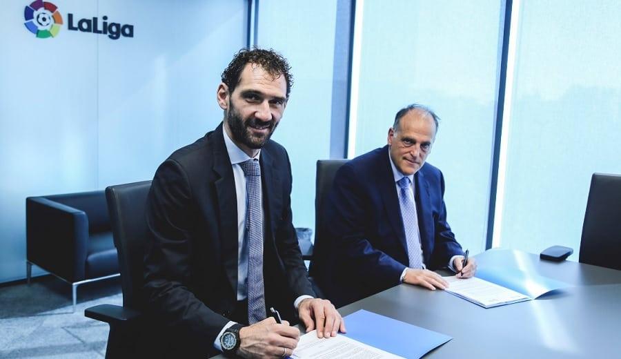 Acuerdo entre la FEB y LaLiga para la retransmisión de la LEB Oro 2018-19