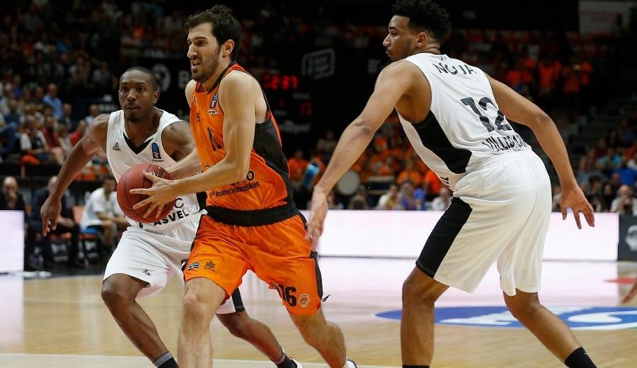Agridulce inicio para los ACBs en la EuroCup: sólo ganó el Valencia
