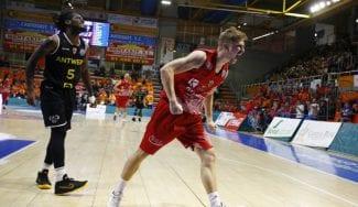 Montakit Fuenlabrada y UCAM Murcia salen con victoria de la segunda jornada de la Champions League