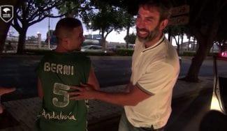 La sorpresa de Berni Rodríguez al joven vasco que se hizo del Unicaja por él