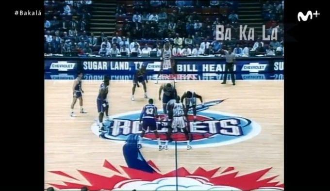 El primer partido NBA de la historia del Plus con Andrés Montes de narrador