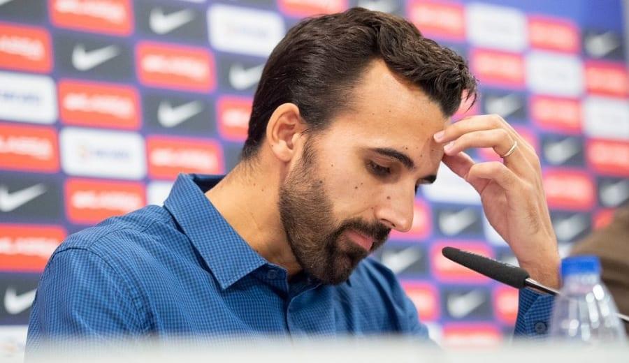 Víctor Sada compara su carrera deportiva con la de una serie televisiva