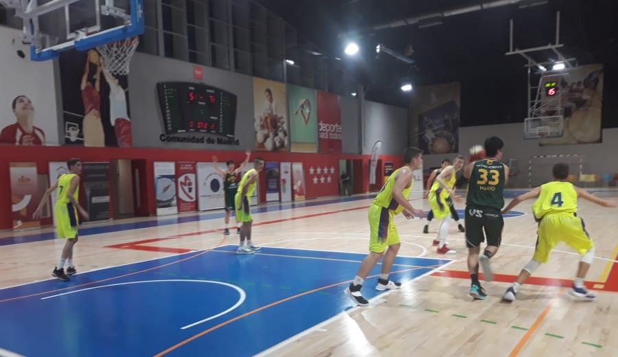 Torneo FLL: El Barcelona Lassa no permite al UB Villalba soñar con una victoria épica