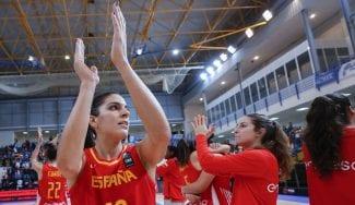 España pasa invicta y como primera de grupo al EuroBasket 2019