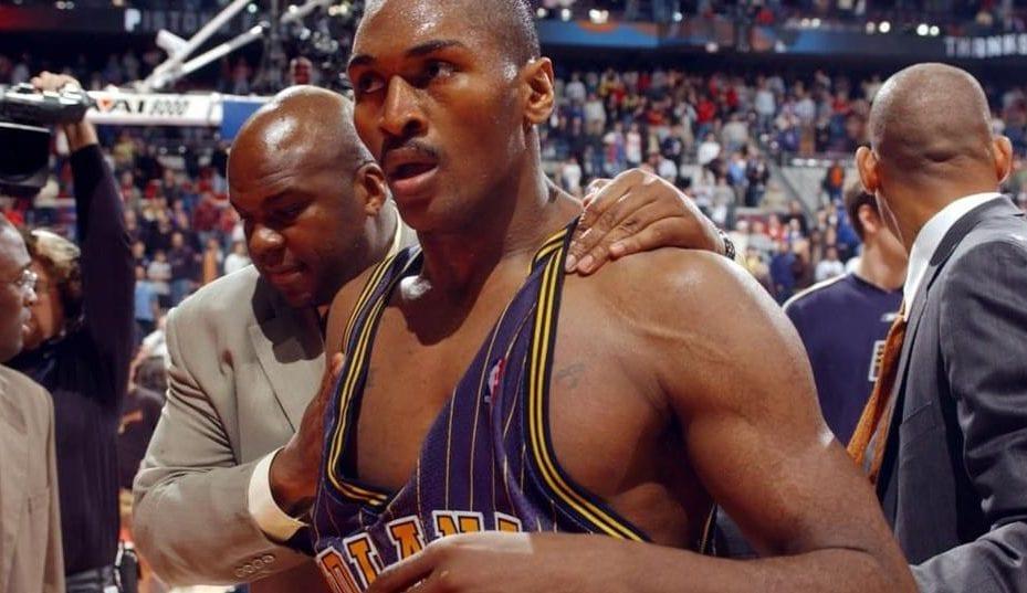Se cumplen 15 años de la tangana más infame de la NBA. Un NBA cuenta cómo participó con 8 años…