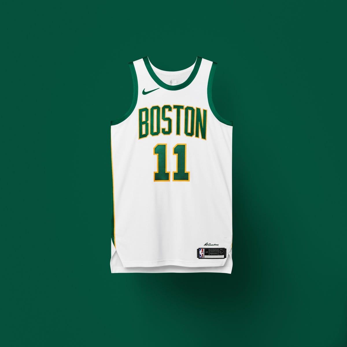 Boston Celtics City Edition