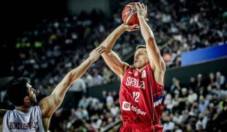 Serbia llama a Milosavljevic y cinco exACB para la nueva ventana FIBA