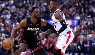 Dwyane Wade hace historia en Miami, saliendo desde el banquillo