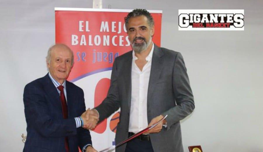 Gigantes y la Federación de Baloncesto de Madrid unen fuerzas