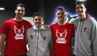 Cuatro jugadores del Covirán Granada se suman a Movember