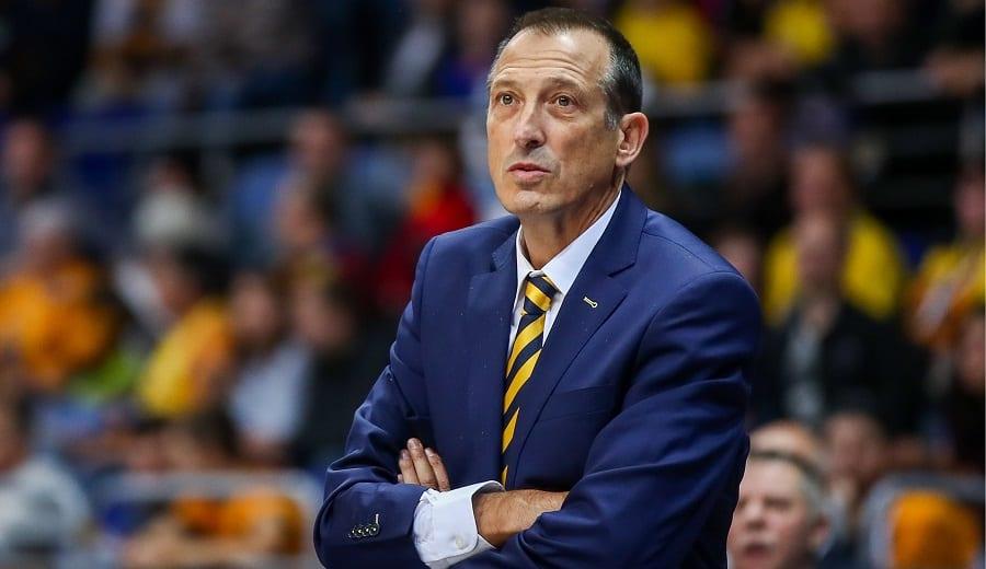 Salva Maldonado, destituido como entrenador de Herbalife Gran Canaria