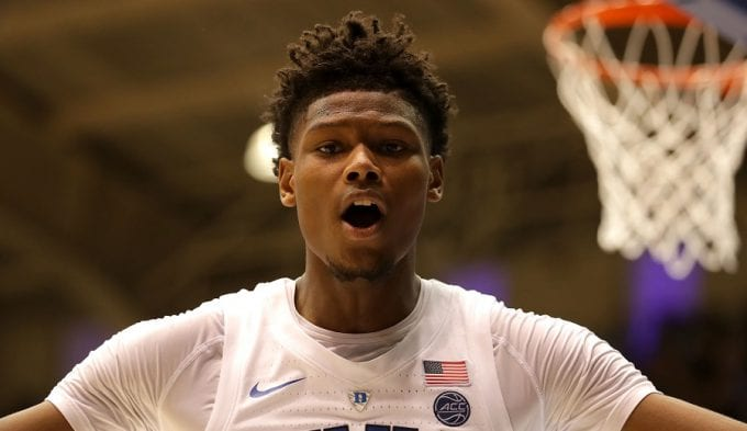 """Palo de una estrella de la NBA a los Cavs: """"Duke podría ganarles"""""""