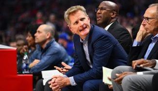 """Kerr, molesto con el fichaje de Anthony Davis: """"Es malo para la NBA"""""""