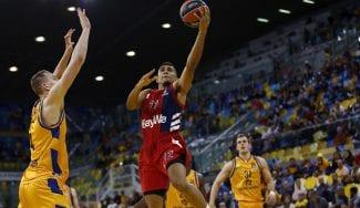 Maodo Lo y el Bayern dejan al Gran Canaria al borde del colapso