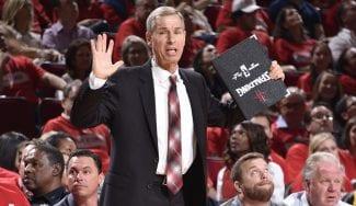 El arquitecto defensivo de los Rockets vuelve para intentar salvar al equipo