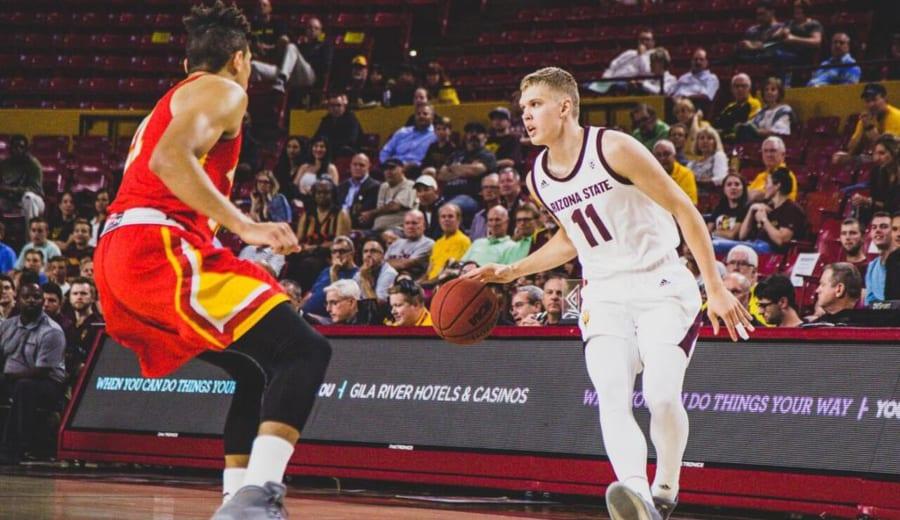 Conoce a Elias Valtonen, el nuevo talento finlandés de Arizona State