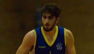 Luka Bulashvili, el MVP de Culleredo con un futuro prometedor