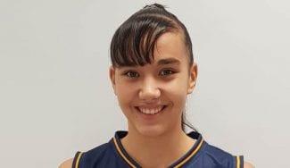 Eva Pardo, jugadora del Oviedo, convocada con la selección U15