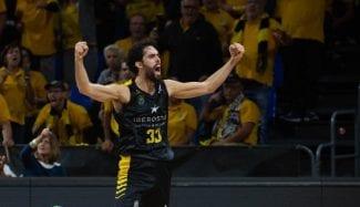 Javier Beirán vuelve a su mejor nivel: MVP de la Jornada 9