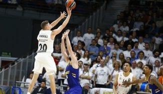 El Real Madrid gana al Khimki y sigue invicto en la Euroliga