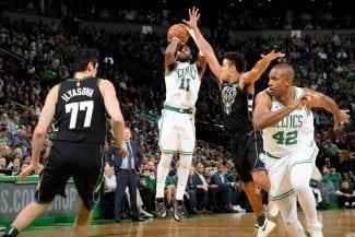 La gran fiesta triplista de los Celtics. ¡A uno del récord histórico!