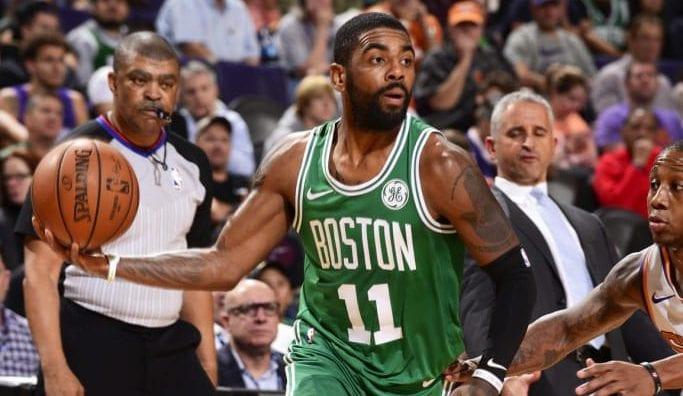 La gran remontada de los Celtics, con Kyrie al mando ¿Y genialidad de Stevens?