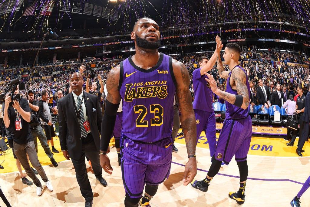 El Clippers-Lakers coronará los partidos de la próxima Navidad en la NBA