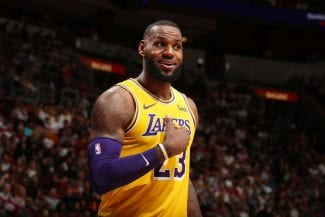 LeBron James sigue empeñado en esperar a su hijo para jugar juntos en la NBA