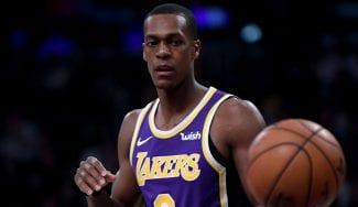 Varapalo para los Lakers en Orlando: pierden a Rajon Rondo por lesión