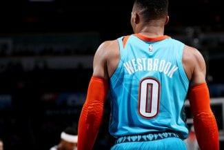 Russell Westbrook vuelve a hacer historia a base de 'triples-dobles'