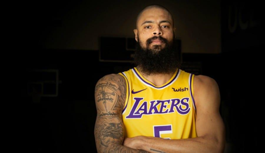 Tyson Chandler: «Sólo me veía vistiendo el uniforme de los Lakers»