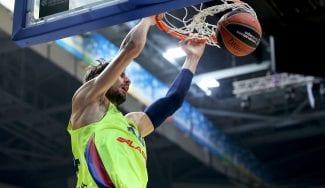 El Barcelona resiste al Khimki de Shved y consigue una racha insólita