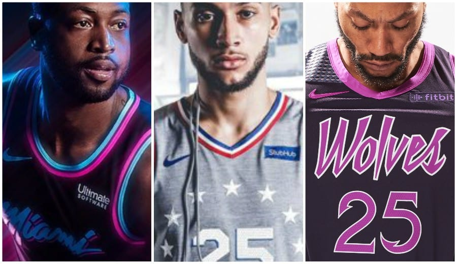 Zapas (y camisetas) NBA: vicio, Prince y Rocky, por José Ajero
