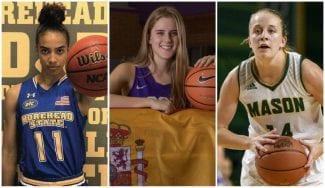 Nicole Cardaño, Laura Piera y Crystal Simmons destacan en la NCAA