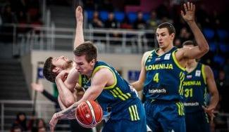 La campeona de Europa no estará en el Mundial: Doncic y su Eslovenia, K.O.