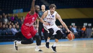 Un ex ACB lidera la victoria del Lietkabelis ante Montakit Fuenlabrada